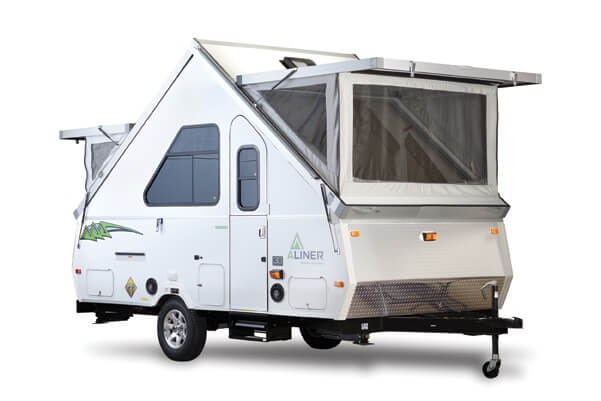 Aliner Fold Down Camping Trailer