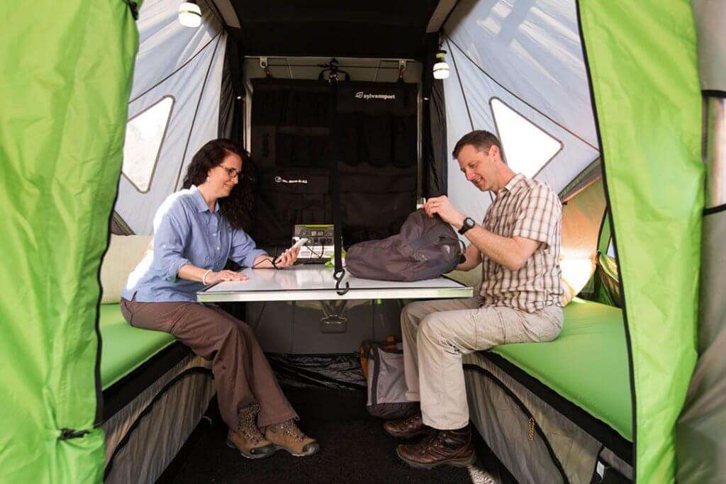 GO adventure camper - fold down camper