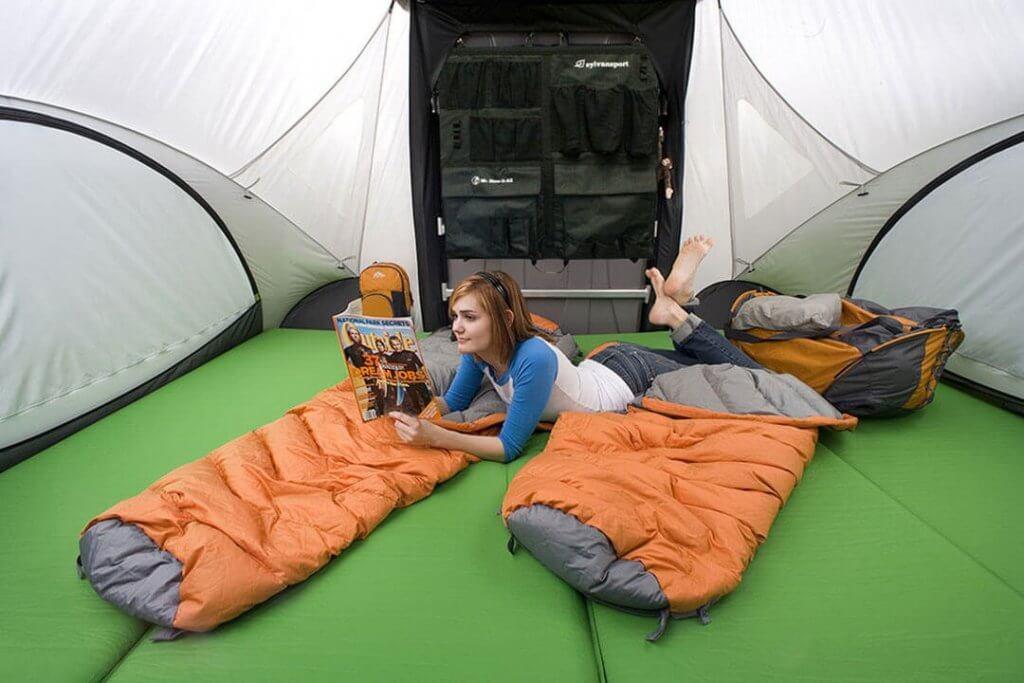 GO adventure camper - interior