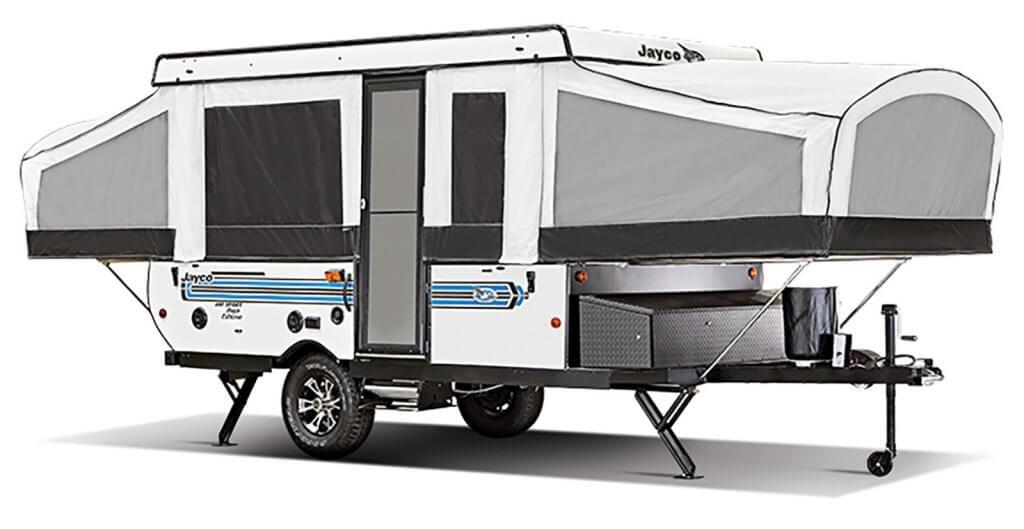 Jayco Fold Down Camper