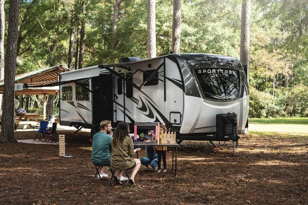 2021 SportTrek travel trailer
